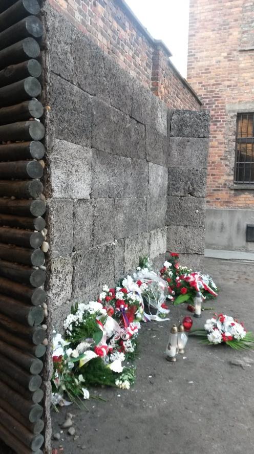 Il muro delle esecuzioni